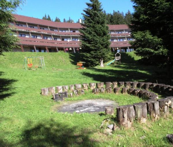 Hotel Arnika - out of service Kubova Hut - Accommodation