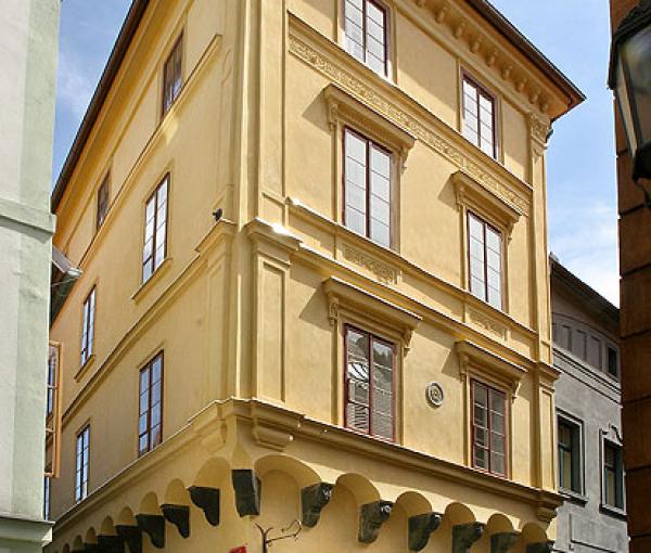 Penzion Thallerův dům