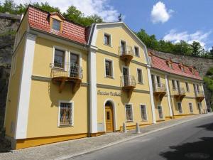 Penzion Ve Skále - hotely, pensiony | hportal.cz