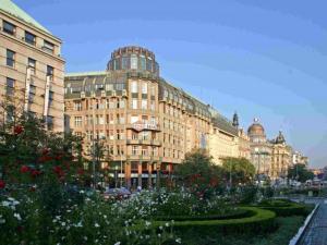 EA Hotel Rokoko - hotely, pensiony | hportal.cz