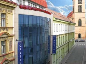 EA Hotel Crystal Palace - hotely, pensiony | hportal.cz