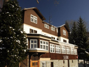 Pension Slavie - hotely, pensiony | hportal.cz