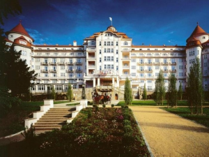 Hotel Imperial - hotely, pensiony | hportal.cz
