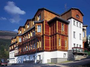 Hotel Sněžka - hotely, pensiony | hportal.cz