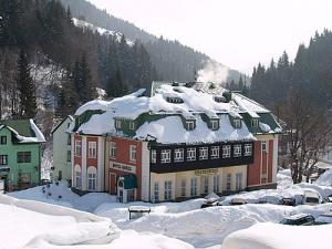 Hotel Hořec - hotely, pensiony | hportal.cz