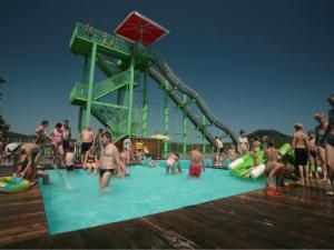 Hotel Na pláži - Aquapark - hotely, pensiony | hportal.cz