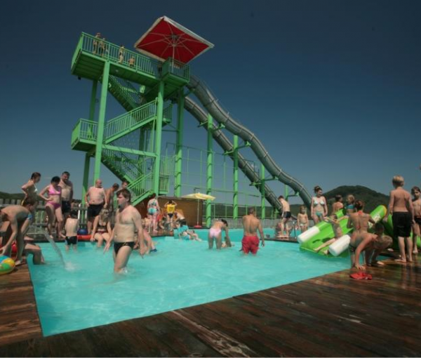 Hotel Na pláži - Aquapark