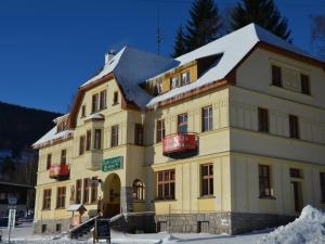 Chata Labská  - hotely, pensiony | hportal.cz