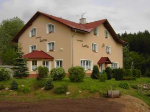 Pension Luna - hotely, pensiony | hportal.cz