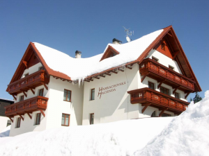 Harrachovská Hacienda - hotely, pensiony | hportal.cz