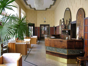 HOTEL Art Nouveau PRAHA - hotely, pensiony | hportal.cz