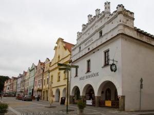 Hotel Bílý Koníček - hotely, pensiony | hportal.cz