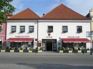 Hotel Český Dvůr - hotely, pensiony | hportal.cz