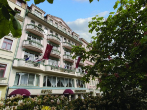 EA Hotel Jessenius - hotely, pensiony | hportal.cz
