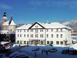 Hotel Krakonoš - hotely, pensiony | hportal.cz