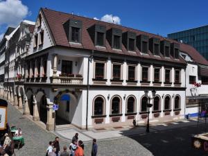 Hotel Radnice - hotely, pensiony | hportal.cz