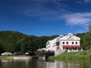 Hotel Romantický Mlýn  - hotely, pensiony | hportal.cz