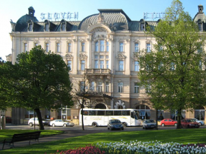 Hotel Slovan - hotely, pensiony | hportal.cz
