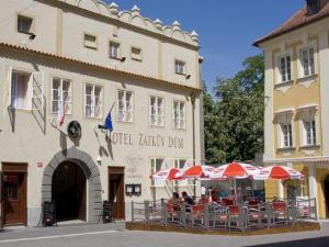 Hotel Zátkův Dům - hotely, pensiony | hportal.cz