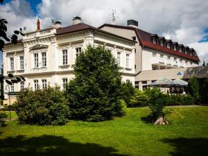 Parkhotel Morris  - hotely, pensiony | hportal.cz