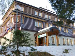 Hotel Alpský - hotely, pensiony | hportal.cz