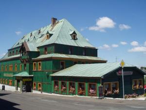 Hotel Zelený Dům - hotely, pensiony | hportal.cz