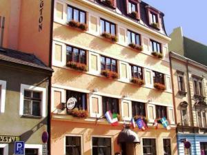 Hotel Arlington - hotely, pensiony | hportal.cz