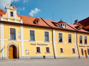 Hotel Rezidence - hotely, pensiony | hportal.cz