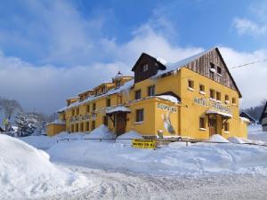 Hotel Příchovice - hotely, pensiony | hportal.cz