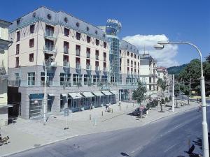 Hotel Cristal Palace - hotely, pensiony | hportal.cz
