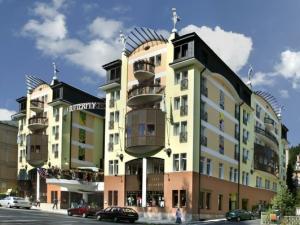 Spa Hotel Villa Butterfly - hotely, pensiony | hportal.cz