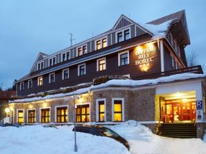 Spa Hotel Bílý Hořec - hotely, pensiony | hportal.cz
