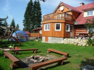 Harrachovská Chalupa - hotely, pensiony | hportal.cz