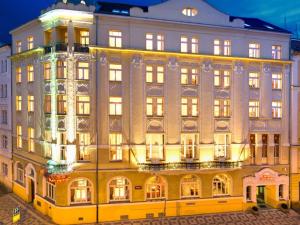 Hotel Theatrino - hotely, pensiony | hportal.cz