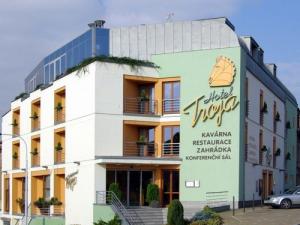 Hotel Troja - hotely, pensiony | hportal.cz